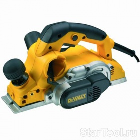 Фото Рубанок DeWalt D 26500 Startool.ru