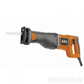 Фото Сабельная пила AEG US 1300 XE 413235 Startool.ru