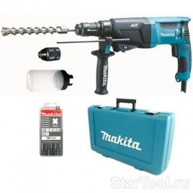 Фото Перфоратор Makita HR2610X5 (HR 2610 X5) Startool.ru