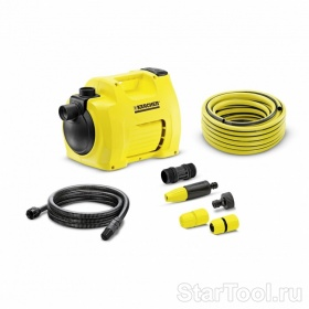 Фото Садовый насос Karcher BP 3 Garden Set Plus Startool.ru
