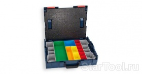 Фото Кейс Bosch L-BOXX 102 set 13 pcs Professional 1600A001S2 Startool.ru