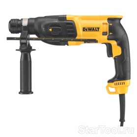 Фото Перфоратор DeWalt D 25133 K Startool.ru