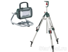 Фото Прожектор + штатив Metabo BSA 14.4-18 LED 690728000 Startool.ru