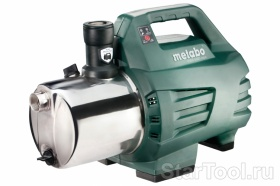 Фото Насос-автомат Metabo HWAI 4500 Inox 600980000 Startool.ru