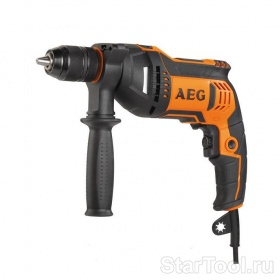 Фото Дрель AEG BE 750 R 449160 Startool.ru
