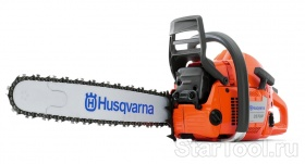 Фото Бензопила Husqvarna 357 XP 9668617-15 Startool.ru
