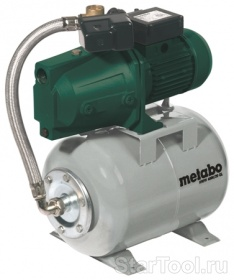 Фото Насосная станция Metabo HWW 4000/20 GL 0250400150 Startool.ru