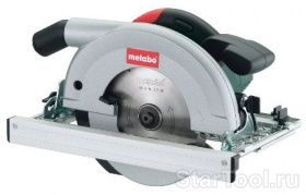 Фото Циркулярная пила Metabo KS 66 PLUS 600544000 Startool.ru