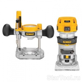 Фото Фрезер DeWalt D 26204 K Startool.ru