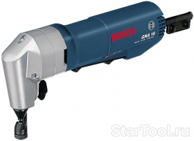 Фото Ножницы по металлу вырубные Bosch GNA 16 (SDS) Professional 0601529208 Startool.ru