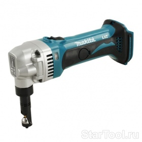 Фото Аккумуляторные ножницы по металлу Makita DJN161Z Startool.ru