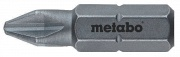 Бит Metabo Torsion Phillips 1 (25 мм, 2шт) 631520000